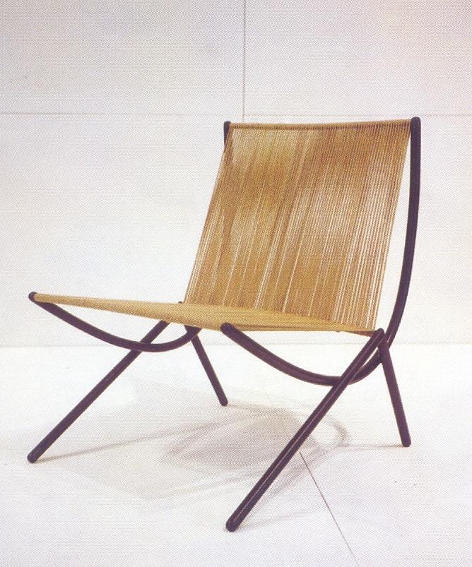 Cadeira Parábola de Luis e Javier Feduchi