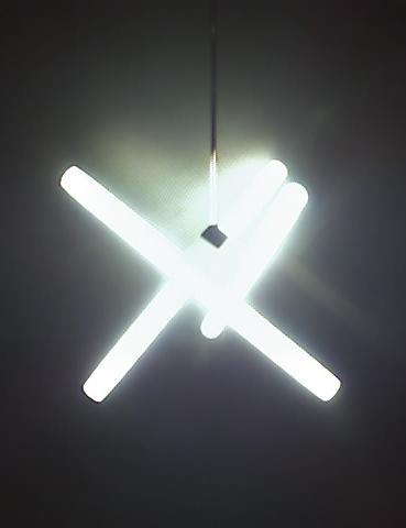 luminaria-em-x
