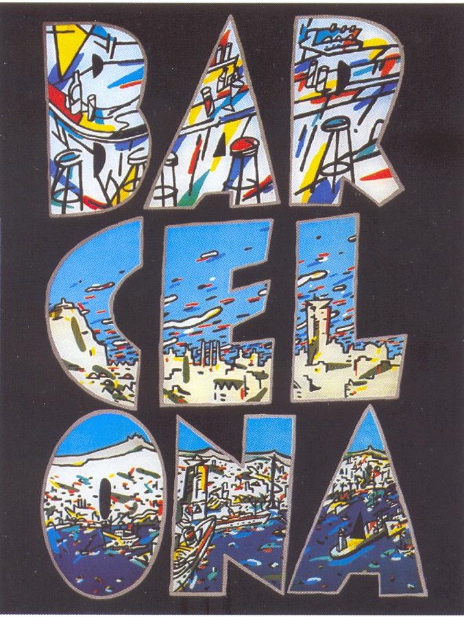 poster-barcelona