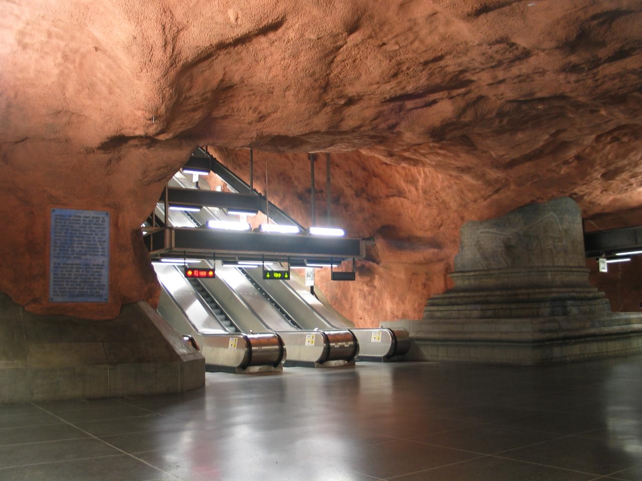 stockholm_subway_radhuset_