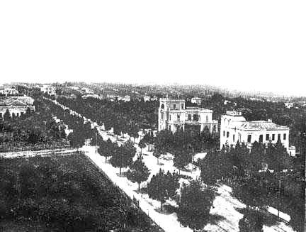 avenida paulista começo do século