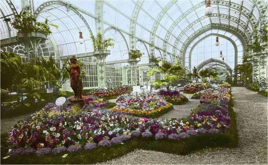 palácio da horticultura