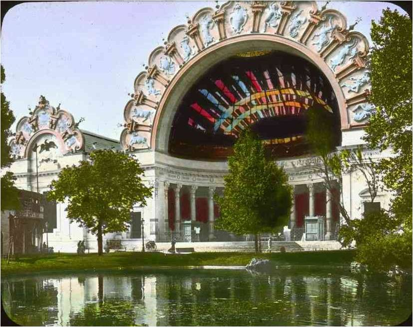 palácio da ótica