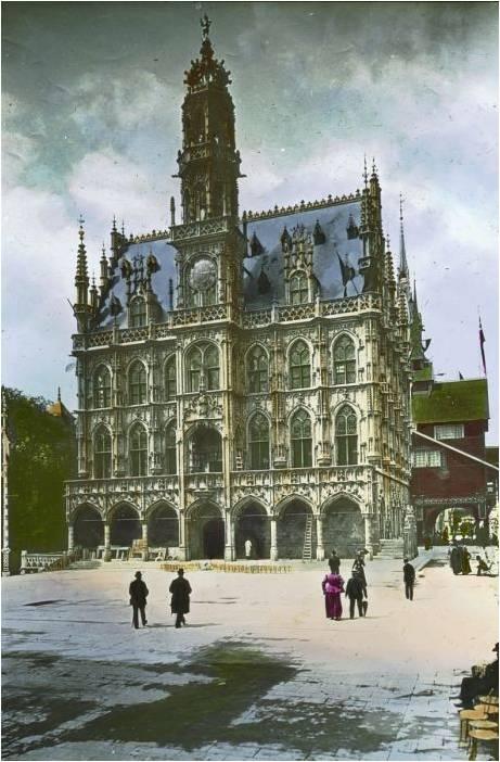 pavilhão belga