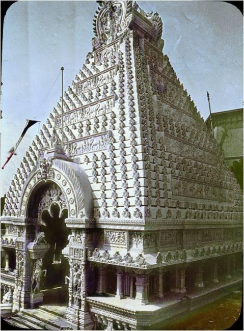 pavilhão do cambodja