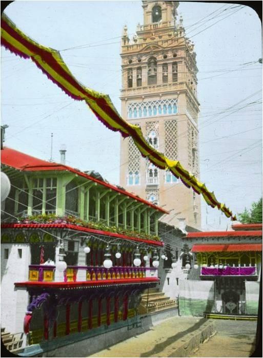 Torre da Giralda de sevilha