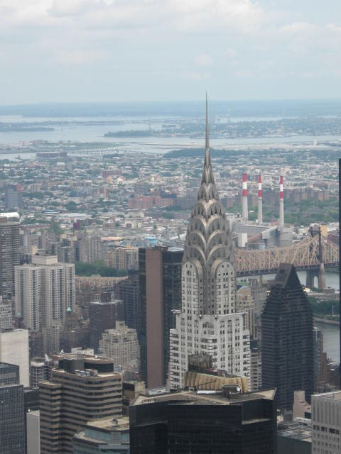 chrysler building vista esb