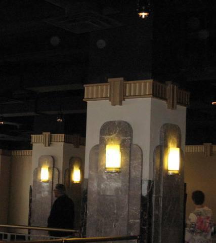 empire pilares do mezzanino