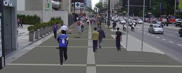 calçada avenida paulista urbanitas