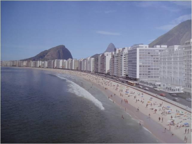 copacabana 1956