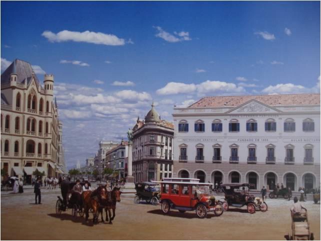 praça maua 1910