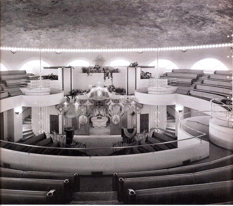 Igreja da Anunciação interior