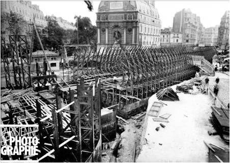 chantier saintmichel