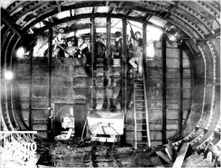 construção tunel atravessa o sena