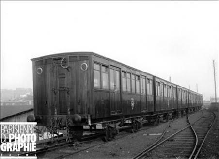 vagões 1901