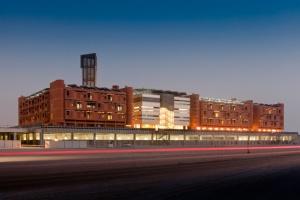 Masdar Institute Fonte: site oficial da cidade