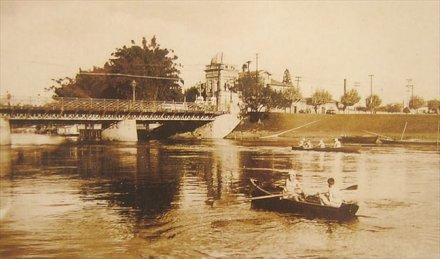Rio Tietê, 1917
