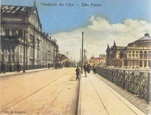 Viaduto do Chá 1920